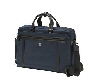 Image of 15-Zoll-Laptoptasche Victorinox Schweiz (blau, 16 l)