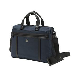 Image of 13-Zoll-Laptoptasche Victorinox Schweiz (blau, 9 l)